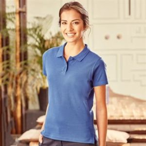 Women's ultimate classic cotton polo Thumbnail