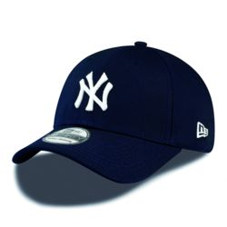 New Era Cap / Flexfitted Cap Classic NY Yankees 39Thirty in blauw Thumbnail