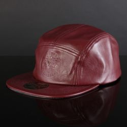 Official Quise Passport Strapback cap Burgundy Thumbnail