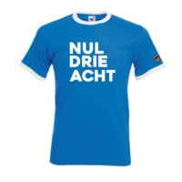 Zwolle Nul Drie Acht T-shirt Thumbnail