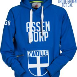 Zwolle Hooded Assendorp Thumbnail